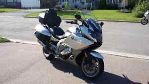 2013 BMW GTL K1600 w/added options in excellent condition
