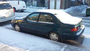 1999 Toyota Corolla Familiale