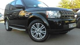 2009 LAND ROVER DISCOVERY 4 TDV6 HSE 1 PRIVATE OWNER !! 63000 MILES FSH B