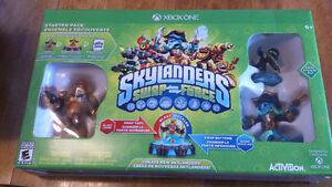 Brand new Skylanders swap force xbox one