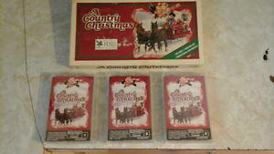 Readers Digest Country Christmas Classics Cassette tape set $10