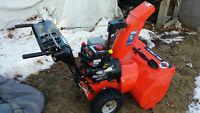 Ariens Snow Blower like new condition w Cover