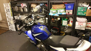 Suzuki GS 500f motorcycle is for sale