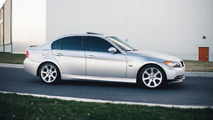 2007 BMW 3-Series Sport Series Berline