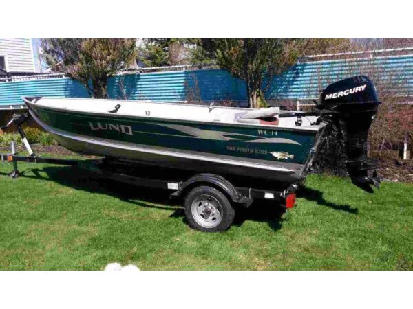 Used 2007 Lund Boat Co WS 14