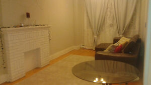 Beaux 3.5 NDG / Bright quiet 3.5 apartment in NDG