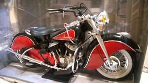 1/6 HUGE scale 1948 Indian Chief 348 motorcycle die cast model
