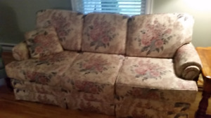 sofa couch and matching love seat