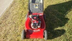 Rear Bagger Lawnmower Moose Jaw Regina Area image 2