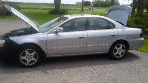 2002 Acura Other leather seats Sedan