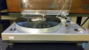 Sansui SR-232 Auto-Return Turntable. Belt Drive. Empire 4000 XL