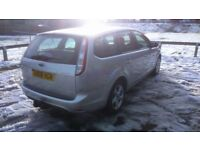 2008 Ford Focus Estate 1.8 Zetec TDCI
