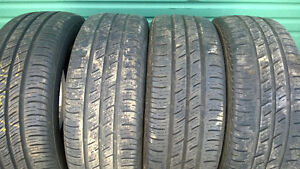 Selling 4X 195 55 16 Continental  All-Season Tires