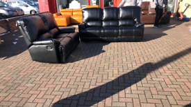 Recliner sofa 3+2 BARGAIN