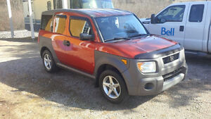 2005 Honda Element VUS