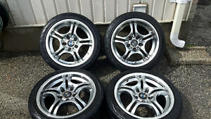17'' bmw rims for sale London Ontario image 1
