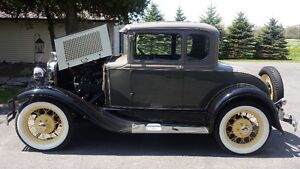 1930 Model A coupe must be seen to appreciate