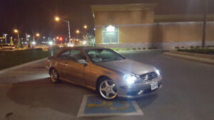 2003 Mercedes-Benz CLK500 AMG Coupe (2 door)