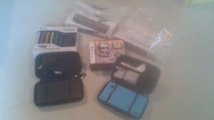 Two Nintendo DSi with accessories and games (or individually)
