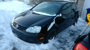 Vw rabbit 2008