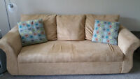 10 month old sofa in mint condition