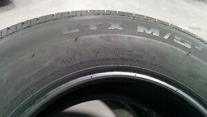Set of 4 BRAND NEW Michelin LTX M/S 2 Tires 245/70R17 110T Cambridge Kitchener Area image 6