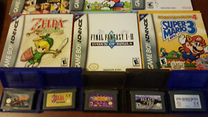 Game Boy Advance Games Collection