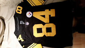 Pittsburgh Steelers Antonio Brown Limited Color Rush Jersey