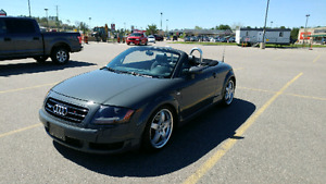 Audi TT Roadster ( Exquisitely Modded)