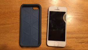 iPhone 5 with Otterbox - $140