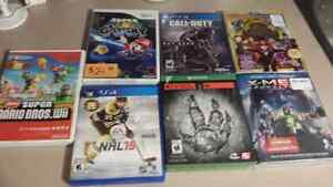 MOVIES N GAMES LIKE NEW BLUE RAYS LOTS TO CHOOSE FROM ASK FOR TI