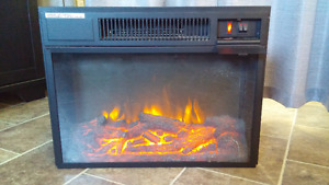 MasterFlame Electric Fireplace Insert