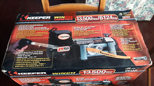 Keeper winch for sale