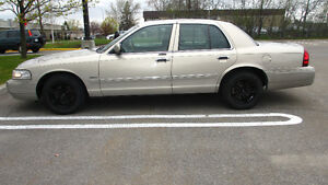 Mercury Grand Marquis LS 2008 / Ultimate Edition