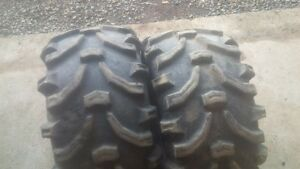 2 27x12x12 kenda bear claw atv tires