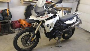 Parting Out!  2011 F800GS