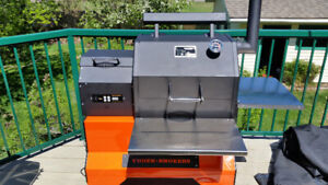 Yoder YS 480 Competition Pellet Smoker