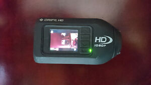 Used Drift HD 1080p Action Cam $100