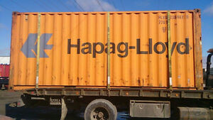 40'/20' Storage Shipping Container May blowout!