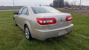 FULLY LOADED 2008 Lincoln MKZ AWD $8995 + HST PRICED TO SELL London Ontario image 2