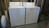 Whirlpool Commercial Quality Washer & Dryer