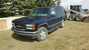 1997 GMC Yukon Other