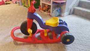 Gogo smart wheels. And a 3 in 1 tricycle Windsor Region Ontario image 3