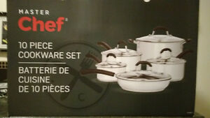 Cookware Set Master Chef