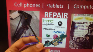 iPhone / samsung /BB/Motorola/LG/Nokia LCD/Screen replacement West Island Greater Montréal image 10