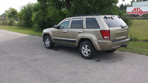 2006 Jeep Grand Cherokee 4X4 V6 SAFETY & E-TESTED London Ontario image 5