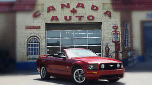 2006 Ford Mustang GT Convertible 82,000 Kms No Accidents