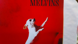 MELVINS nude with boots Vinyl LP