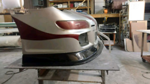 For sale Porsche 911 997 Gt3 splitter for sale.
