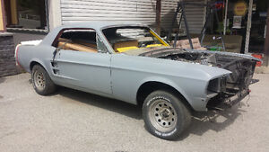 1967 FORD MUSTANG 2 DOOR COUPE FOR SALE!!!!